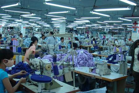 越南共327个工业区,工厂入住率惊人!