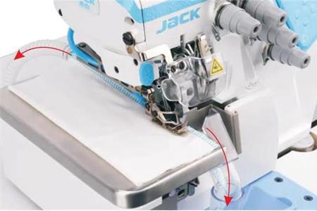 杰克 今天没有废话,只想给你介绍每月能多赚1400元的杰克包缝机!