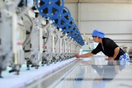 2020年中国缝制机械规模以上企业营业收入为265.9亿元
