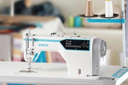 杰克新款智能送布平缝机 闪耀登场