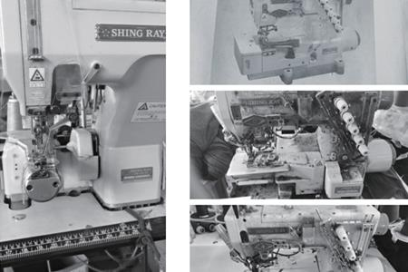 绷缝机剪线机构调试维修技巧