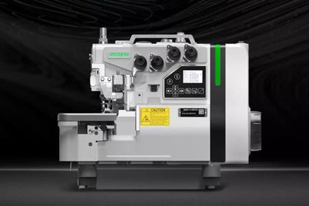 [中捷]高颜值智尚全新一代中捷B9500包缝机震撼上市