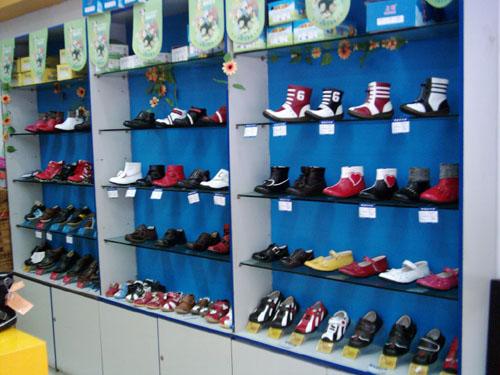 小型童鞋店装修图 童鞋店装修图 童鞋店装修效果图 开心图